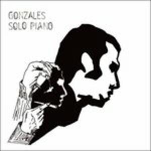 Solo Piano - Vinile LP di Chilly Gonzales