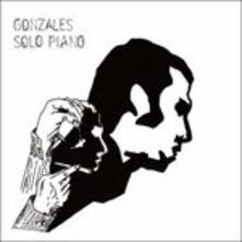 Solo Piano - Vinile LP di Chilly Gonzales