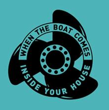 Flotation Toy Warning - When the Boat Comes Inside Your House - Vinile 7''