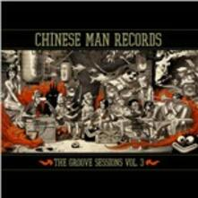 Groove Sessions vol.3 - Vinile LP di Chinese Man