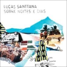 Sobre Noites e Dias - Vinile LP di Lucas Santtana