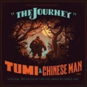 CD The Journey Tumi Chinese Man