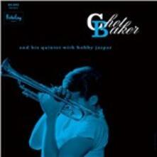 Chet Baker Quintet with Bobby Jaspar - Vinile LP di Chet Baker,Bobby Jaspar