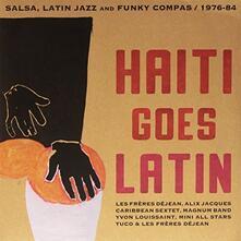 Haiti Goes Latin - Vinile LP