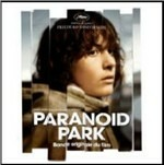Cover CD Colonna sonora Paranoid Park