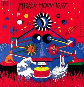 Interplanetary Music - Vinile LP di Mickey Moonlight