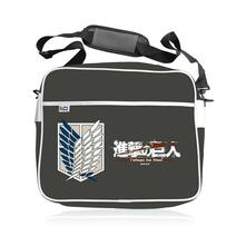 Borsa A Tracolla Attack On Titan - Scout