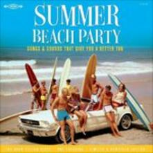 Summer Beach Party (Yellow Vinyl) - Vinile LP