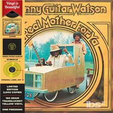 Real Mother for Ya - Vinile LP di Johnny Guitar Watson