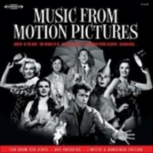 Music from Motion (Limited Edition) - Vinile LP di Rat Pack