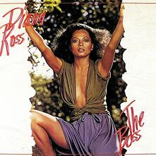 The Boss (Coloured Vinyl Limited Edition) - Vinile LP di Diana Ross