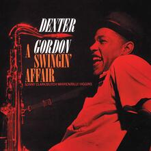 A Swingin' Affair (HQ) - Vinile LP di Dexter Gordon