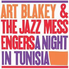 A Night in Tunisia - Vinile LP di Art Blakey,Jazz Messengers