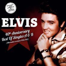 Best of Singles A&b (HQ) - Vinile LP di Elvis Presley
