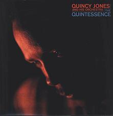 The Quintessence of Quincy Jones - Vinile LP di Quincy Jones