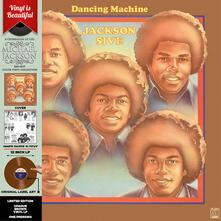 Dancing Machine (Brown Coloured Vinyl) - Vinile LP di Jackson 5