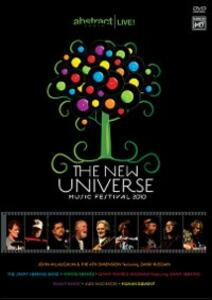 The New Universe Music Festival 2010. Live! (2 DVD) - DVD
