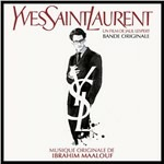 Cover CD Yves Saint Laurent