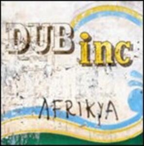 Vinile Afrikya Dub Incorporation
