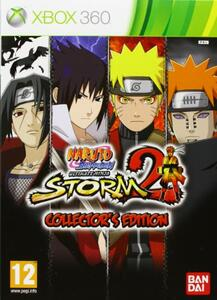 Naruto Shippuden Ult Ninja Storm 2 Coll - X360