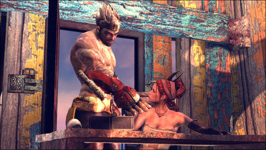 Enslaved - Odyssey to the West - 5