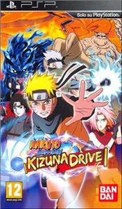 Videogioco Naruto Shippuden Kizuna Drive Sony PSP 0