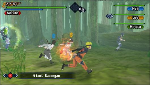 Videogioco Naruto Shippuden Kizuna Drive Sony PSP 1