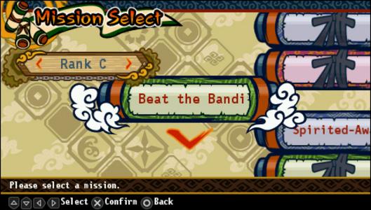 Videogioco Naruto Shippuden Kizuna Drive Sony PSP 8