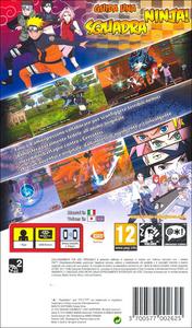Videogioco Naruto Shippuden Kizuna Drive Sony PSP 10