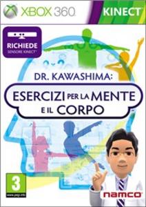 Videogioco Dr Kawashima: Esercizi per Mente e Corpo Xbox 360 0
