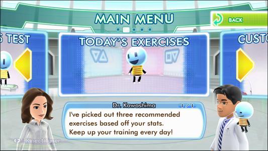 Videogioco Dr Kawashima: Esercizi per Mente e Corpo Xbox 360 5