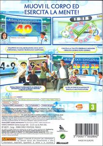 Videogioco Dr Kawashima: Esercizi per Mente e Corpo Xbox 360 10
