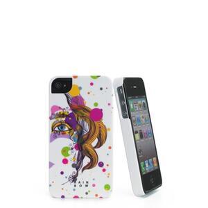 Rainbow Cover iPhone4/4S Eye colori