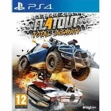 Flatout 4 Totale Insanity PS4
