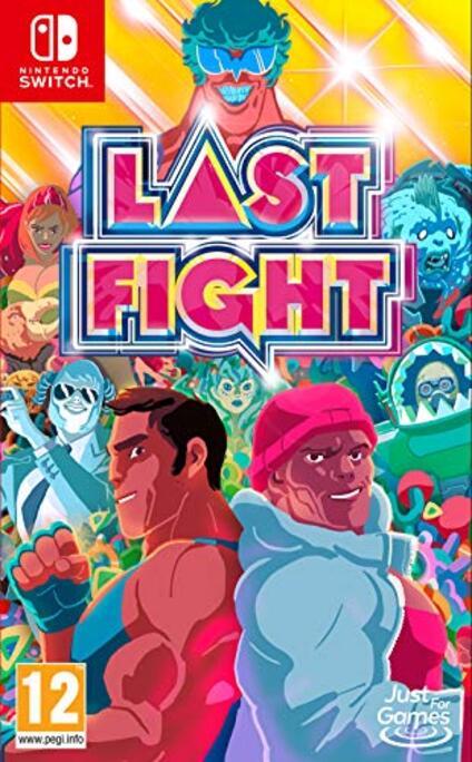 Last Fight Nintendo Switch [Edizione: Francia]