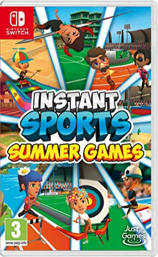 INSTANT Sports - Summer Games - Nintendo Switch