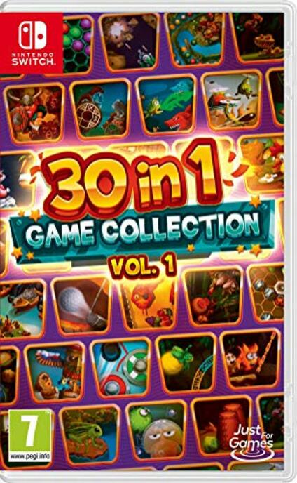 30 in 1 Games Collection Vol. 1