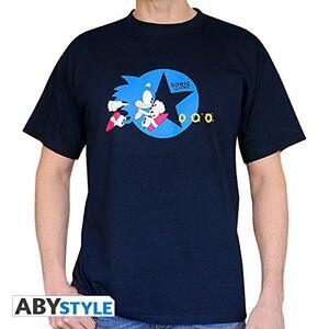 T-Shirt Basic Sonic. Running
