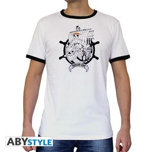 T-Shirt Fashion One Piece. Thousand Sunny