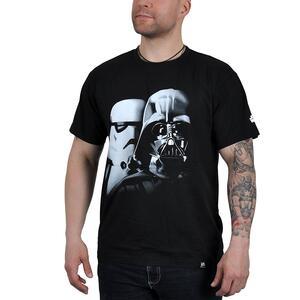 T-Shirt Basic Star Wars. Vador-Troopers