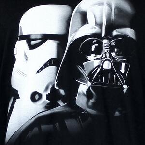 T-Shirt Basic Star Wars. Vador-Troopers - 2