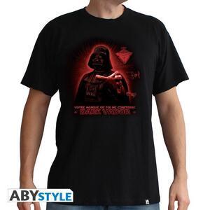 "Star Wars. Tshirt ""Dark Vader. Faith"