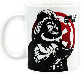 Tazza Join Us or Die! Star Wars