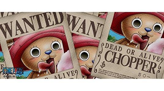 Tazza in Porcellana One Piece. Chopper Wanted. Con Scatola - 2