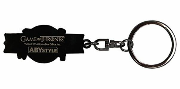Portachiavi Game of Thrones. Opening Logo - 5