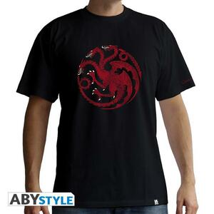 T-Shirt Basic Game of Thrones. Targaryen