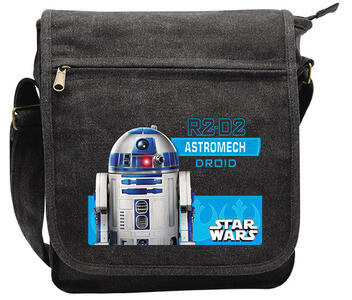 Borsa Messenger Star Wars. Rd-D2. Small Size with Hook