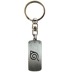 Portachiavi Naruto Shippuden. Konoha Symbol - 2