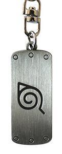 Portachiavi Naruto Shippuden. Konoha Symbol - 3