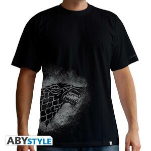 T-Shirt Basic Game of Thrones. Stark Spray